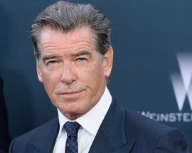 Pierce Brosnan `shocked` by Pan Bahar ad