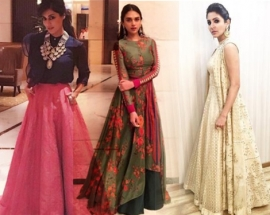 10 BEST INDIAN LOOKS OF 2016