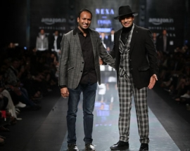 Dhruv Vaish presents 'NEXA Lifestyle' at the AIFW AW' 17