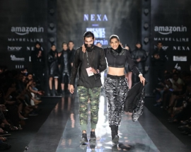 Abhishek Paatni presents 'NEXA Lifestyle' at the AIFW AW' 17
