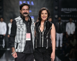 Rohit Kamra presents 'NEXA Lifestyle' at the AIFW AW' 17