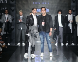 Sahil Aneja presents 'NEXA Lifestyle' at the AIFW AW' 17