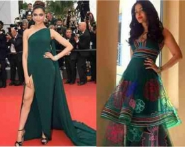 Aishwarya Rai Bachchan blossoms in green, Deepika signs off in style at Cannes Film Festival