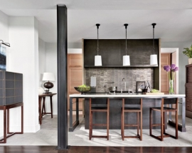 Black Kitchens Make a Stylish Impact