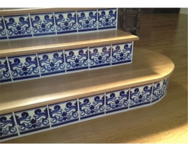 Ideas To Decorate Your Stair Risers