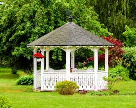 Gazebo Styles for Your Backyard