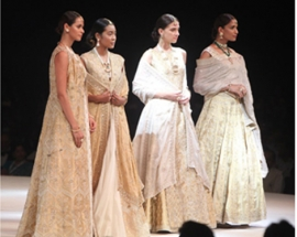 India`s leading designers come together for `Symphony of Weaves`
