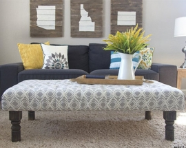 6 DIY Coffee Table Ideas