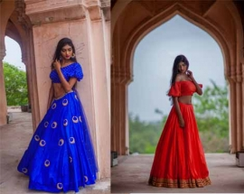 Designer Althea Krishna brings in her ethnic collection