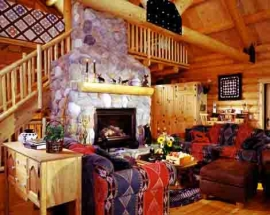 CABIN AND COTTAGE DECORATING