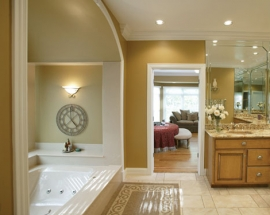 SPA-STYLE BATHROOMS