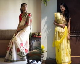 Saree Stories by Vidhi Singhania