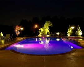 Swimming Pool Lighting Ideas