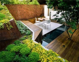 Hilgard Garden – An Extended Outdoor Living Space