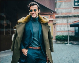 A Manswear guide to stylish winters coats