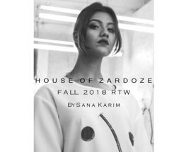 House of Zardoze's Fall 18` Collection at The Lil Flea, Mumbai