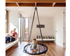 6 Superb Indoor and Outdoor Swings for Kids
