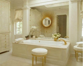 Unconventional Ways To Decorate Your Master Bathroom
