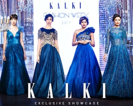 KALKI SHOWCASING A HIGH END COLLECTION  OF GOWNS, LIKE NEVER BEFORE!