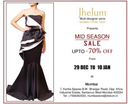 Jhelum Store has brought in Mid- Season Sale in Mumbai
