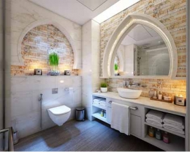 Unconventional Ways To Decorate Your Master Bathrooms