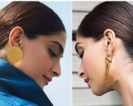 Try Sonam Kapoor`s hairstyle trick to instantly glam up your casual look