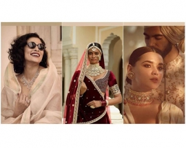 Opt for chokers, temple jewellery this wedding season