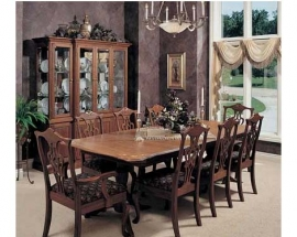 DINING ROOM HUTCH DECOR