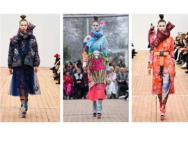 Inside Manish Arora's fall 2018 collection at Paris Fashion Week