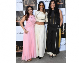 Purvi Doshi exhibited an exclusive `A Roman Holiday`  collection at her Mumbai Store