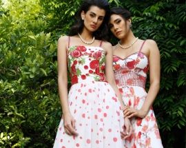 Defiance by Adarsh Gill Launches New Floral Collection