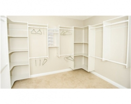 Design Your Own Closet; Better Closet Organization & Increased Space