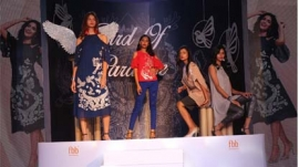 fbb unveils Femina Miss India inspired The Pretline collection  by Pankaj and Nidhi