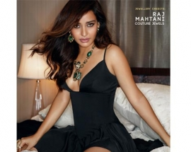 Neha Sharma- The face of `Glamour 2018`
