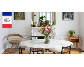 7 FRENCH INTERIOR DESIGN RULES TO LIVE BY FOR AN ``EFFORTLESSLY`` CHIC LIFESTYLE