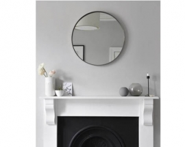 12 OF THE BEST MINIMALIST ROUND WALL MIRRORS