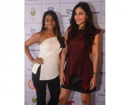 Bollywood Celebrity Stylist Esha Amiin Preview her latest collect at Olive Bar & kitchen