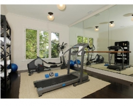 Its time to get fit - Design Ideas and Tips for your Gym at Home.