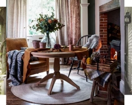 Home decor trends for Autumn/Winter 2018 – we predict the key looks for interiors