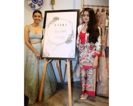 THE DESIGNER HOUSE SHOWCASES ITS KALKI X TANYA GHAVRI EXCLUSIVE COLLECTION FOR THE FIRST TIME IN DELHI
