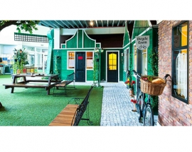Symphony Solutions Turn Dutch Village Zaanse Schans Into An Office