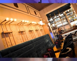 DV8 Transforms Castle Street Venue into Liverpool`s Latest Cocktail Lounge