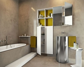 Sophisticated Bathroom Storage Units