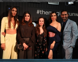The Iconic Blenders Pride Magical Nights Brought Young Talent at The Forefront with An Evening Full of Fashion and Style!