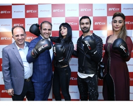 UFC GYM(R) launched its first Gym in Delhi, Punjabi Baugh, India