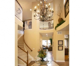 ADD LIGHT AND GREAT STYLE WITH CHANDELIERS