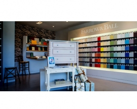 Project Room LA Creates the Ultimate Showroom Experience for Farrow & Ball