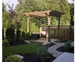 Change The Look Of Your Yard With An Arbor Or Pergola