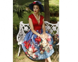 Adarsh Gill Launches Her New Tea Party Spring Summer Collection