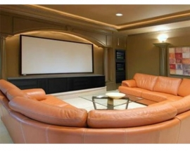 Get the Theatres to your home - 8 Inspiring Home Theatre Designs